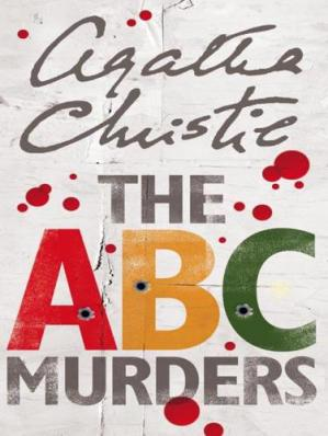 Book cover The ABC Murders