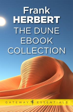 Buchdeckel Dune: The Gateway Collection