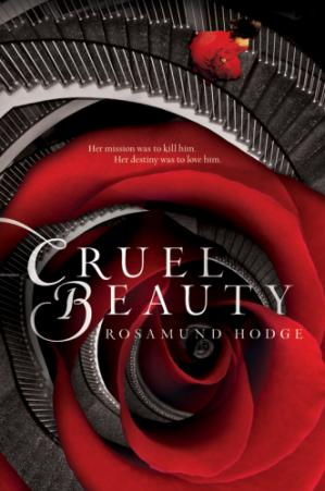 Book cover Cruel Beauty