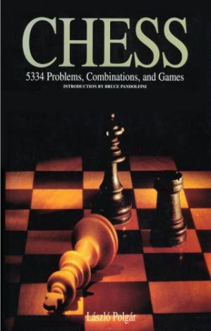 Εξώφυλλο βιβλίου Chess: 5334 Problems, Combinations and Games