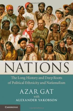 Portada del libro Nations: The Long History and Deep Roots of Political Ethnicity and Nationalism