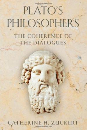 Book cover Plato's Philosophers: The Coherence of the Dialogues