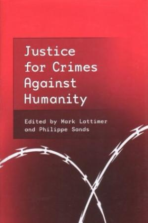 Copertina Justice for Crimes Against Humanity