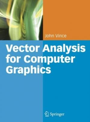 Book cover Vector Analysis for Computer Graphics