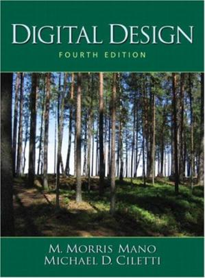 বইয়ের কভার Digital Design (4th Edition)