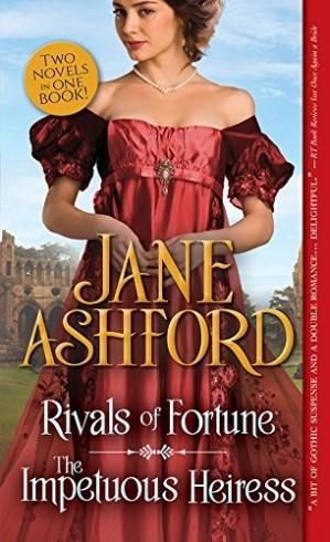 Book cover Rivals of Fortune / The Impetuous Heiress
