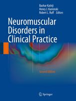 A capa do livro Neuromuscular Disorders in Clinical Practice