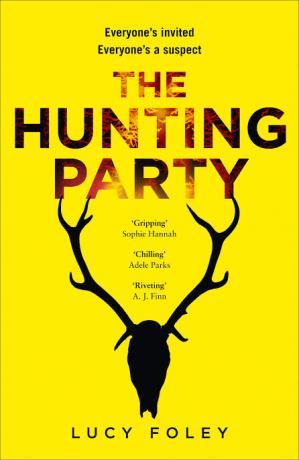 Book cover The Hunting Party