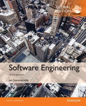 Book cover Software Engineering, 10th Edition
