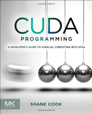 Okładka książki CUDA programming: A developer's guide to parallel computing with GPUs