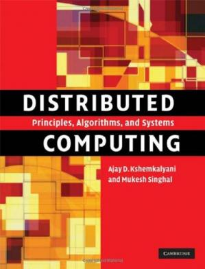 Sampul buku Distributed Computing: Principles, Algorithms, and Systems