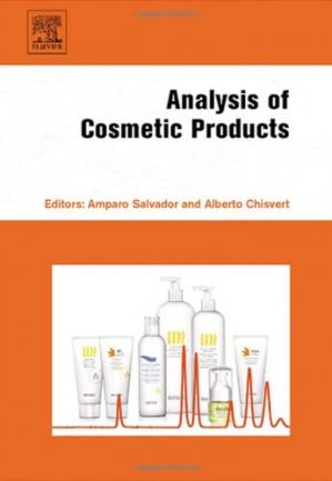 Book cover Analysis of Cosmetic Products