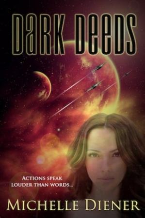 Book cover Dark Deeds