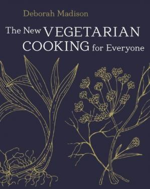 Обкладинка книги The New Vegetarian Cooking for Everyone