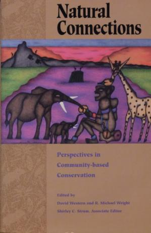 Copertina Natural Connections: Perspectives In Community-Based Conservation