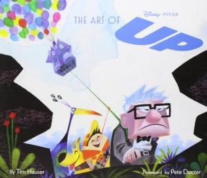 Book cover The art of Up