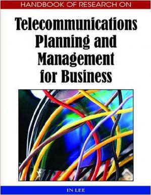 Couverture du livre Handbook of research on telecommunications planning and management for business