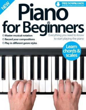 Copertina Piano for Beginners
