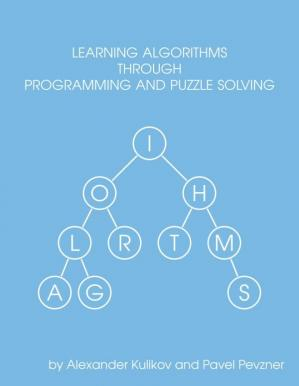 Book cover Learning Algorithms Through Programming and Puzzle Solving