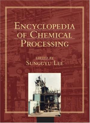 Book cover Encyclopedia of chemical processing (5 vols.)