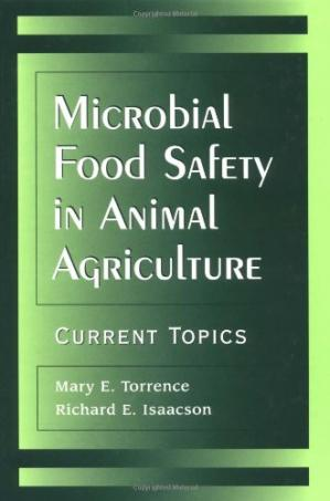 Book cover Microbial food safety in animal agriculture: current topics