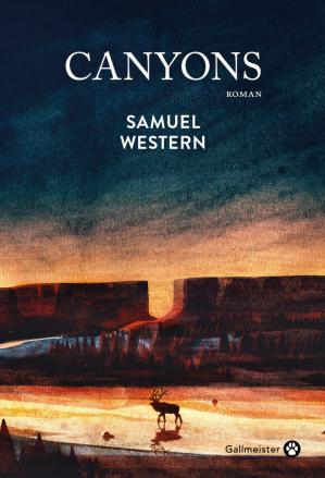 Book cover Canyons