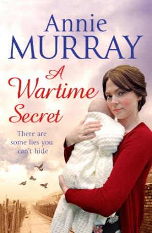 A capa do livro A Wartime Secret