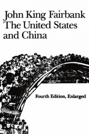 Book cover The United States and China