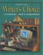 Book cover Writer's Choice Grade 9 Student Edition : Grammar and Composition