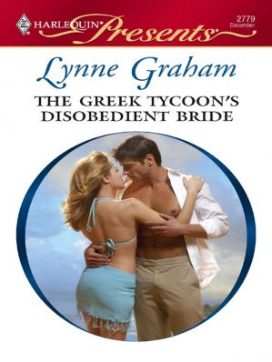 Book cover Greek Tycoon's Disobedient Bride