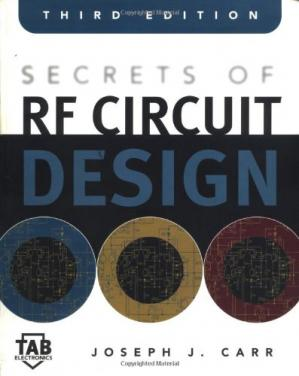 Book cover Secrets of RF Circuit Design