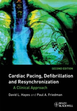 Book cover Cardiac Pacing and Defibrillation: A Clinical Approach