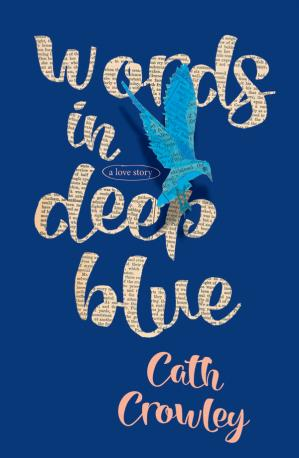 Book cover Words in Deep Blue