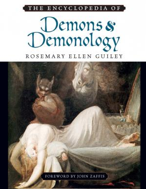 Book cover The Encyclopedia of Demons and Demonology