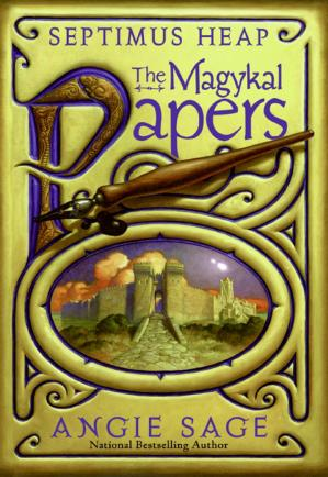 Book cover The Magykal Papers