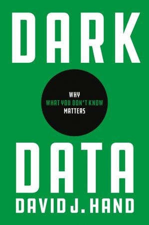 Обкладинка книги Dark Data: Why What You Don't Know Matters