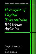 पुस्तक कवर Principles of Digital Transmission: With Wireless Applications