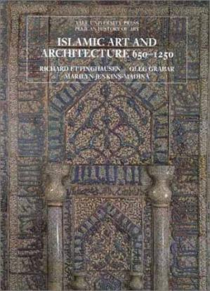 ปกหนังสือ Islamic Art and Architecture, 650-1250