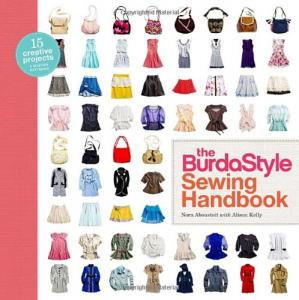 La couverture du livre The BurdaStyle Sewing Handbook