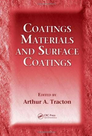 A capa do livro Coatings Materials and Surface Coatings