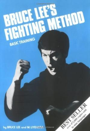 Buchdeckel Bruce Lee's Fighting method: basic training