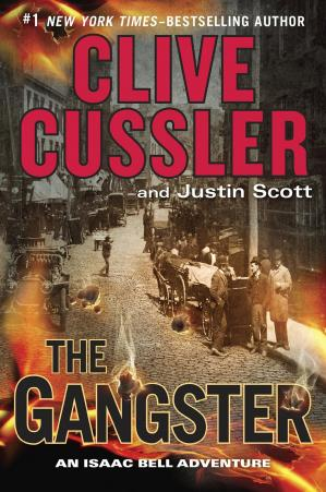Book cover The Gangster