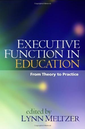 Book cover Executive Function in Education: From Theory to Practice