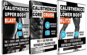 Copertina Calisthenics: The SUPERHUMAN Stack: 150 Bodyweight Exercises   The #1 Complete Bodyweight Training Guide