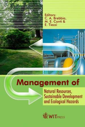 पुस्तक कवर Management of Natural Resources, Sustainable Development And Ecological Hazards