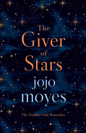 Sampul buku The Giver of Stars