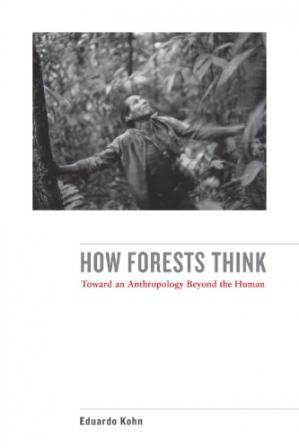Book cover How Forests Think: Toward an Anthropology Beyond the Human