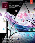 Book cover Adobe InDesign CC Classroom in a Book (2018 release) : the official training workbook from Adobe