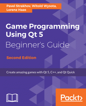 Buchdeckel Game Programming using Qt 5 Beginner's Guide - Second Edition