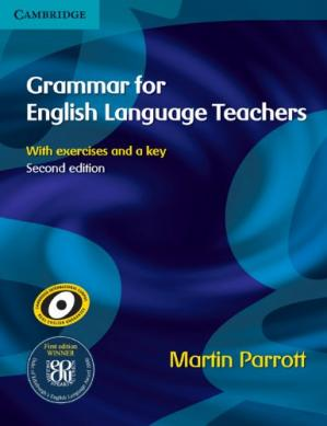Book cover Grammar for English Language Teachers